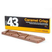 Thomas Haas 43% Caramel Crisp Milk
