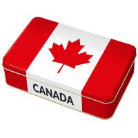 Crepes Canada Flag