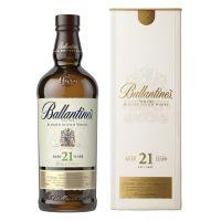 Ballantine's 21 YO Blended Scotch Whisky Tube