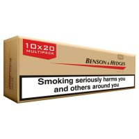 Benson & Hedges Gold Multipack