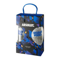 Absolut Vodka Twin Pack