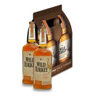 Wild Turkey 86.8 Proof Pack