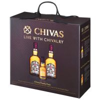 Chivas Regal 12 YO Whisky Duo