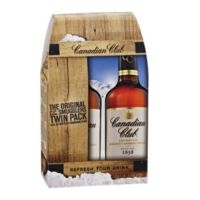 Canadian Club Twin Pack