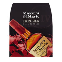 Maker's Mark Bourbon Twin Pack