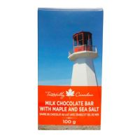 Milk Maple Sea Salt Bar