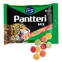 Pantteri Mix -Makeissekoitus