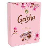 Geisha Milk Chocolates