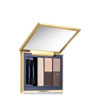 Pure Color Envy Sculpting Eye Shadow 5 Color Ivory Power Nudes to Browns