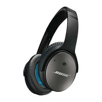 Headphone Quiet Comfort Black