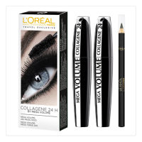 Mega Volume Mascara and Kohl Set