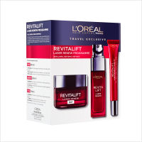L'Oréal Revitalift Programme Day + Serum + Eye Set