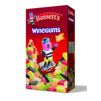 Traditional Wine Gums Box
