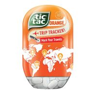 Tic Tac Orange Tub