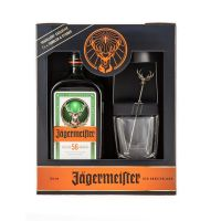 Jägermeister Tumbler and Stirrer Pack