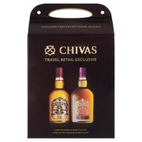 Chivas 12 YO and The Chivas Brother's Blend Twin Pack