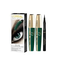 Voluminous Feline Washable Mascara Duo Set
