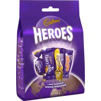 Dairy Milk Heroes Bag