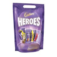 Dairy Milk Heroes Pouch
