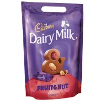Dairy Milk Fruit & Nut Chunks Pouch