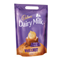 Dairy Milk Whole Nut Chunks Pouch