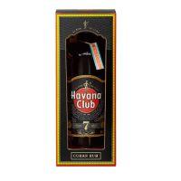 Havana Club Añejo 7 YO Gift Pack