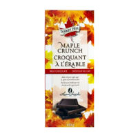 Maple Crunch Milk Chocolate Bar