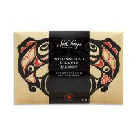 Paper Pack Smoked Sockeye Salmon