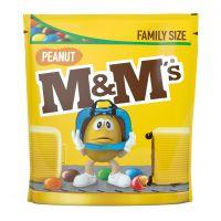 M&Ms Peanut Maxi Pouch 440g