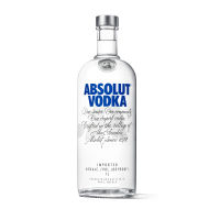 Absolut Blue Vodka