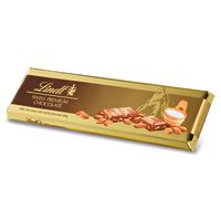 Lindt Gold Milk Chocolate with Whole Almonds