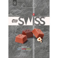 Swiss Milk Chocolate Chunks Mix