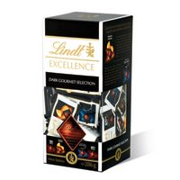 Lindt Excellence Assorted Mini Tablets