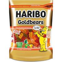Gold Bear Pouch