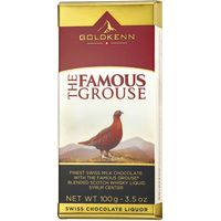 The Famous Grouse Finest Swiss Milk Chocolate
