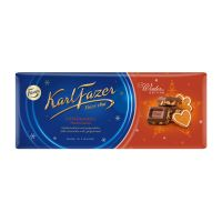 Karl Fazer Winter Edition Chocolate with Gingerbread