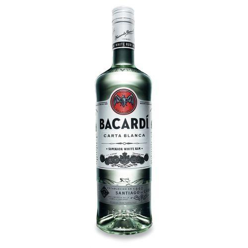 Bacardi Superior Rum Carta Blanca