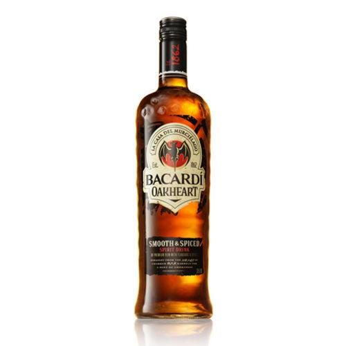Bacardi Oakheart Smooth & Spiced