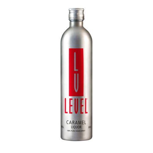 Level Caramel Vodka