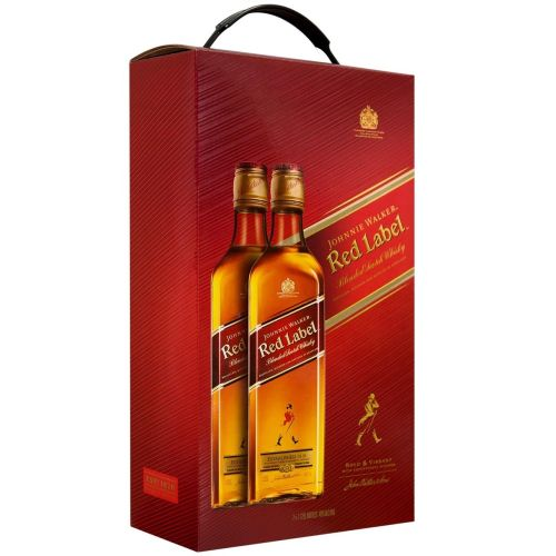Red Label Twin Pack