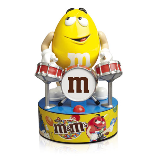 M&M'S Rock Stars Drummer / Guitarist