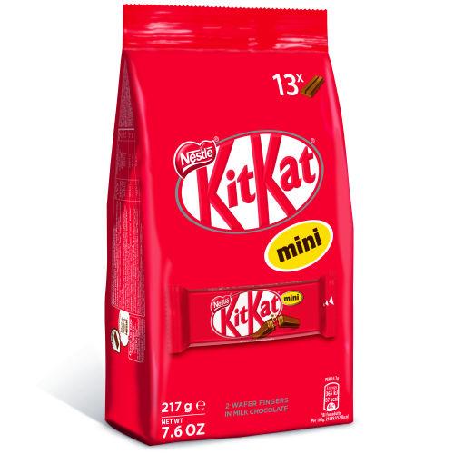 Kit Kat Mini Snack Bag