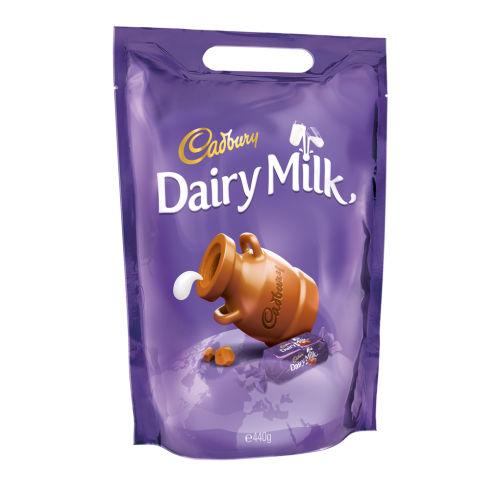 Dairy Milk Chocolate Share Bag