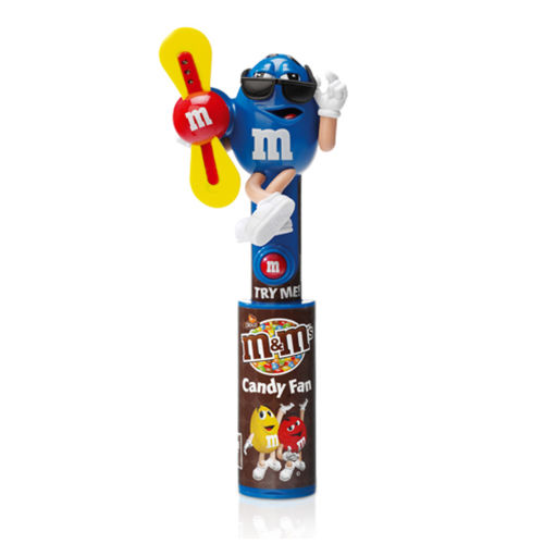 M&M'S Candy Fan