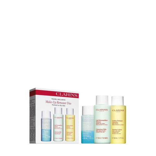 Make-Up Remover Trio Set Normal or Dry Skin