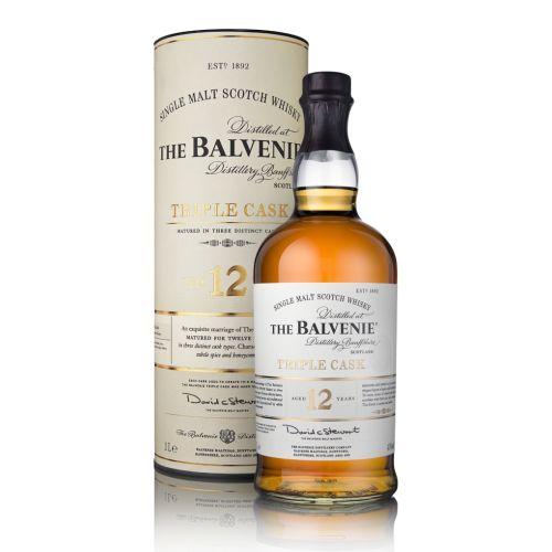 Balvenie 12 YO Triple Cask