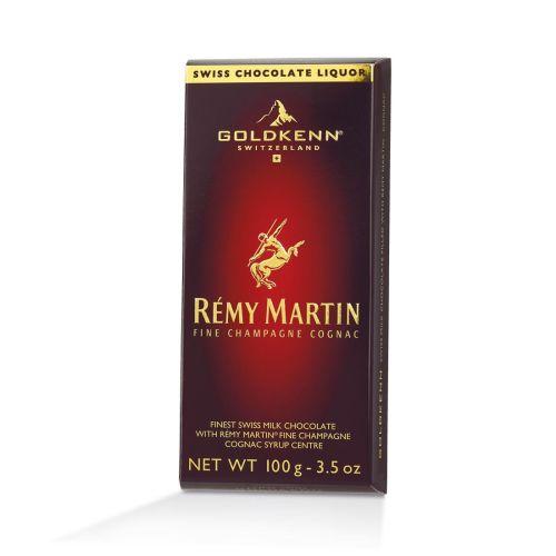 Rémy Martin Finest Swiss Milk Chocolate