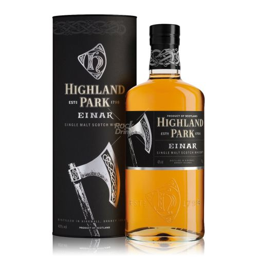 Highland Park Einar Whisky