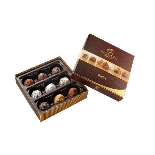 Signature Chocolate Truffle Assortment