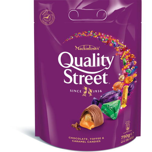 Quality Street Sharing Bag